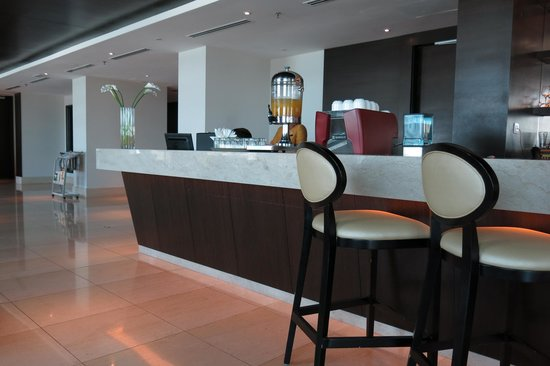 Hatten Hotel Melaka : Premier Lounge