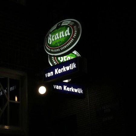 Van Kerkwijk!