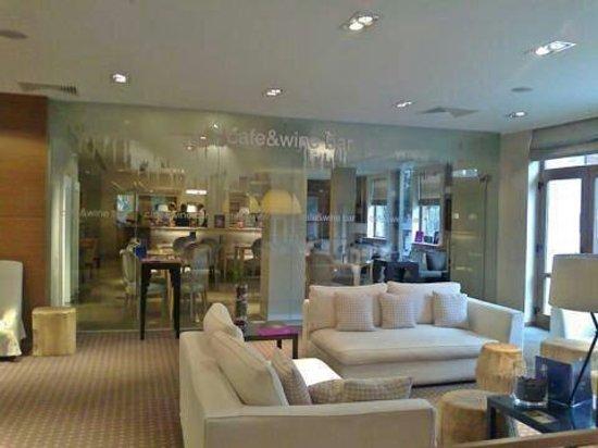 Hotel Palisad: Cafe&Wine bar Palisad