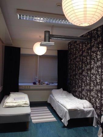 United Backpackers Hostel: Комната на двух человек