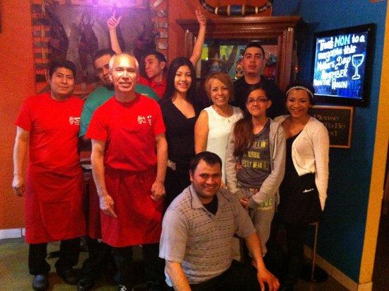 Loco's Mexican Restaurant: Locos mexican restaurant & cantina