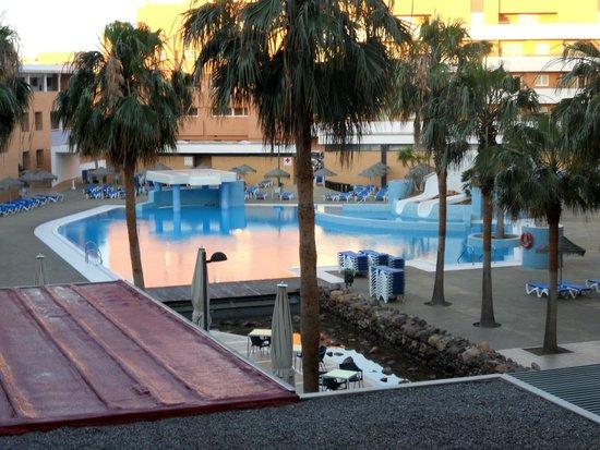 Hotel Neptuno: Vista de las instalaciones