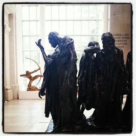 The Metropolitan Museum of Art: Incredible sculptures...