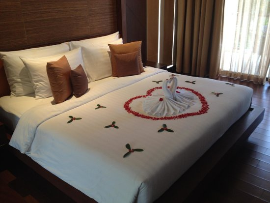 Movenpick Resort Bangtao Beach Phuket : Bedroom