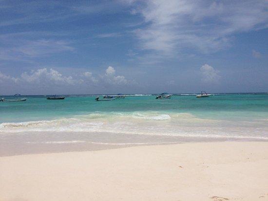 Xpu-ha Beach: Stunning beach