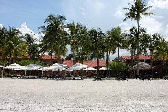 Casa del Mar, Langkawi: пляж