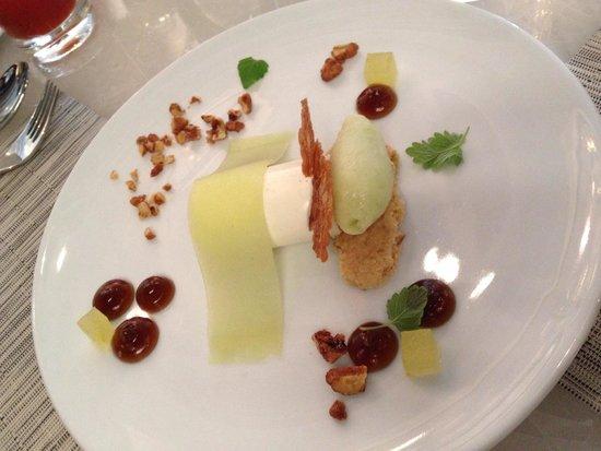 Hawksworth Restaurant: Cheesecake