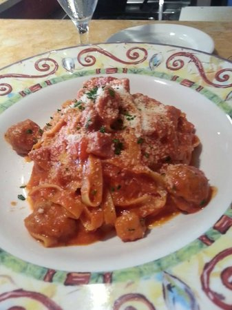 Caruso's Tuscan Cuisine : Pasta