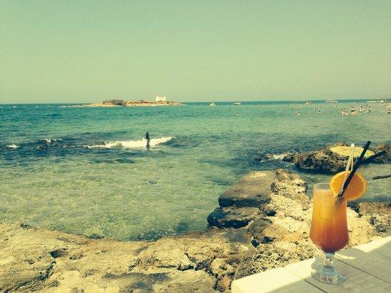 4 Seasons Hotel : Fab beach!!