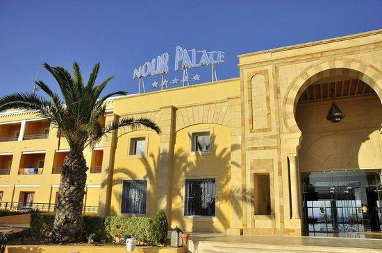 Nour Palace Resort : hotel zewnątrz