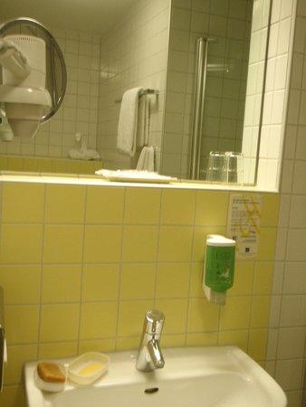 Das Spenerhaus: Отлично оборудованная ванная комната