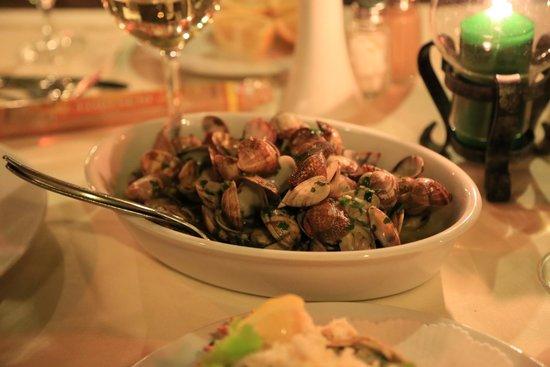 Ristorante Al Giardinetto da Severino: mussels
