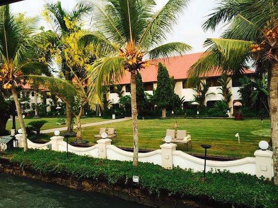 Taj Malabar Resort & Spa Cochin: hotel view