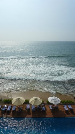 Galle Face Hotel Colombo: Gorgeous view