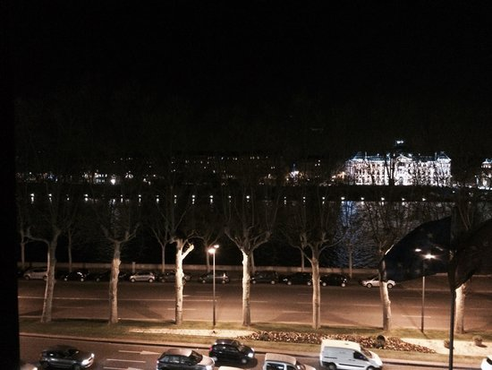 Sofitel Lyon Bellecour : View from the room