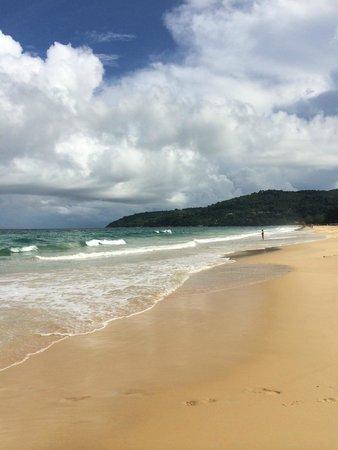 Karon Beach: Сезон дождей