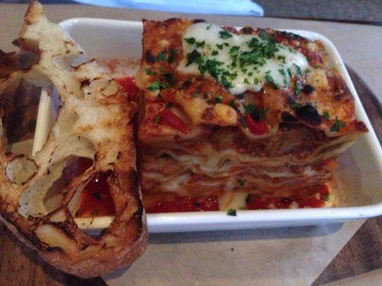 Cucina Enoteca: Lasagna