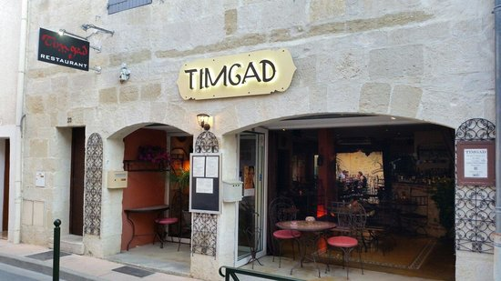 Timgad : Le jour