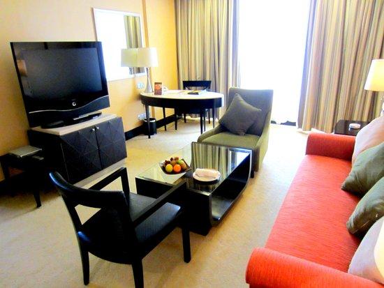 NagaWorld Hotel & Entertainment Complex: The tv area
