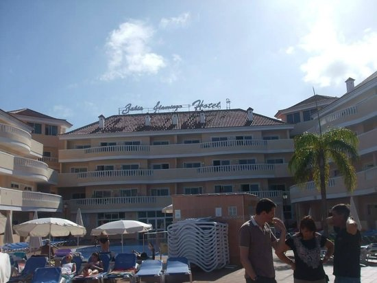 IBH Hotel Bahia Flamingo : very nice
