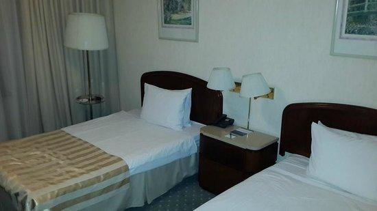 Crown Piast Hotel & Park: Room