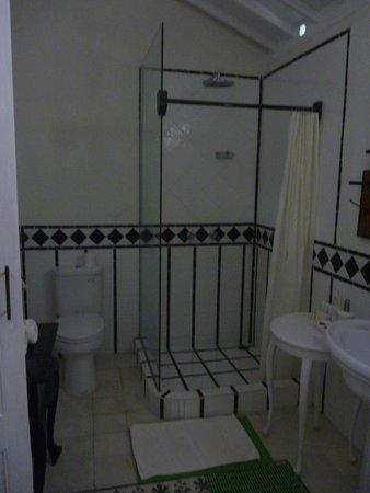 Hotel Puri Tempo Doeloe: bathroom