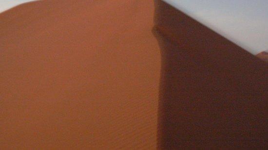 Sossus Dune Lodges: The challenge of Dune 46