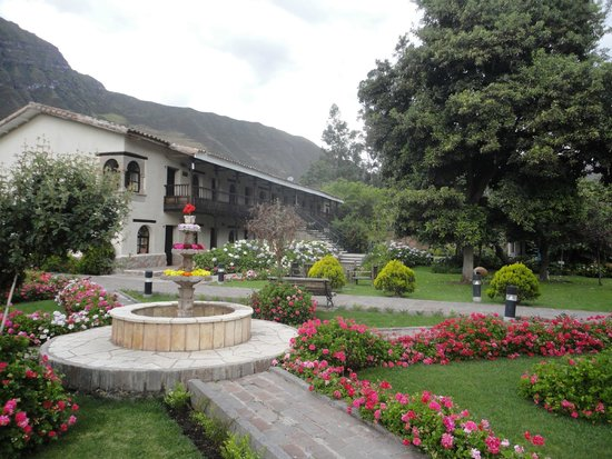 Sonesta Posadas del Inca Sacred Valley Yucay: A view of the grounds