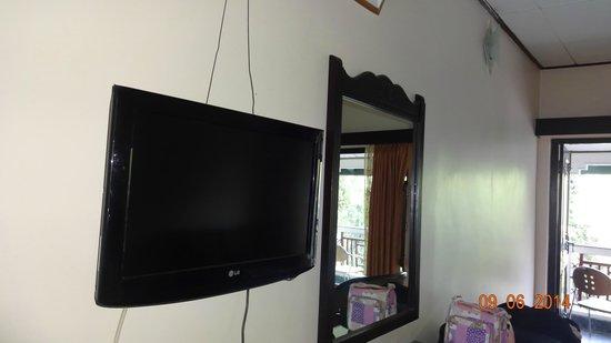 Hotel Krishna : Room