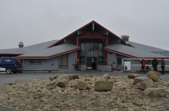 Radisson Blu Polar Hotel, Spitsbergen, Longyearbyen: esterno dell'hotel