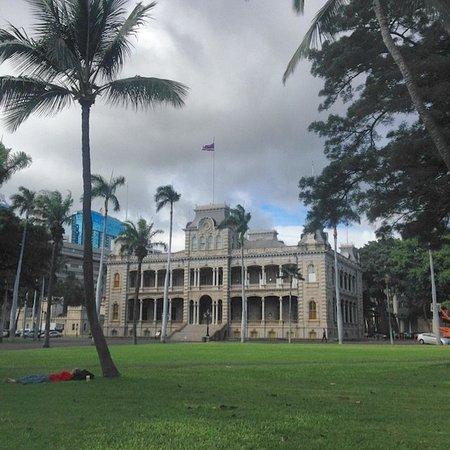Iolani Palace: Palace