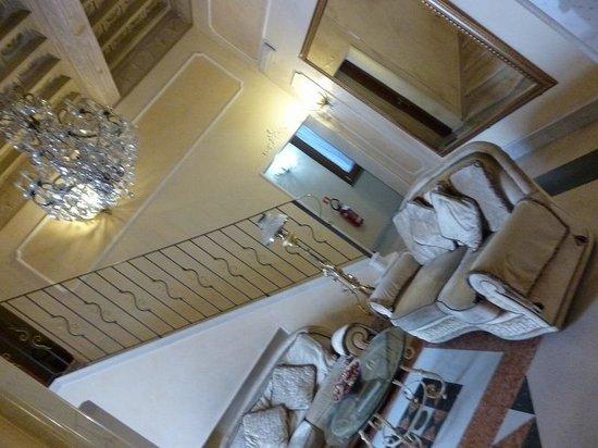 Domus Florentiae Hotel : ロビー