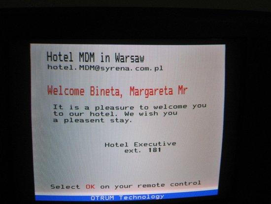 MDM Hotel: 6