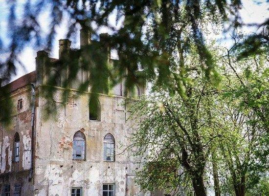 Georgenburg Castle: цитадель
