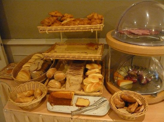 Hotel Daunou Opera: 朝食
