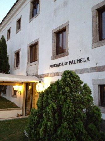 Pousada de Palmela Historic Hotel: Entrada do hotel
