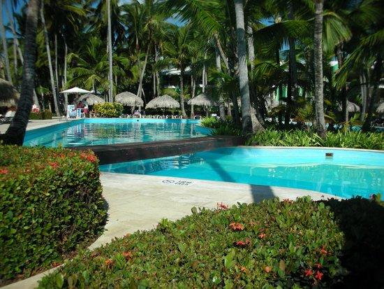 Grand Palladium Punta Cana Resort & Spa: Punta Cana pool