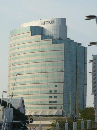 Hilton Durban : l'hôtel