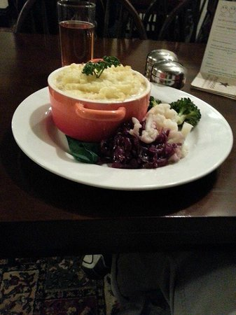 Old Ship Aground: Fish pie - delicious !