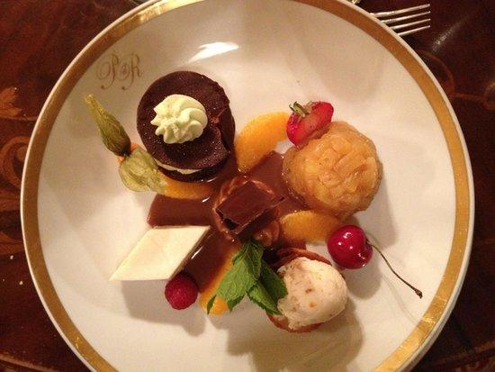Heising: Dessert du jour (juin 2014)