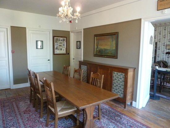 Talbot House : Interieur Talbothouse, de sfeer van toen