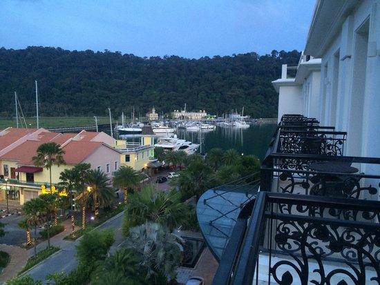 The Danna Langkawi, Malaysia: Grand Merchant , Room View