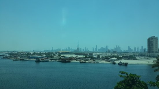 Crowne Plaza Dubai Festival City: Room view