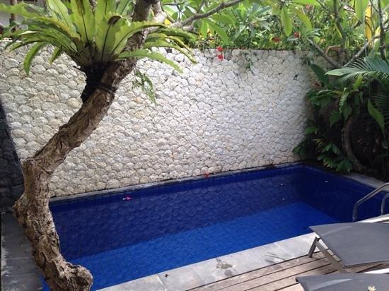 The Dipan Resort Petitenget: Private Villa Pool