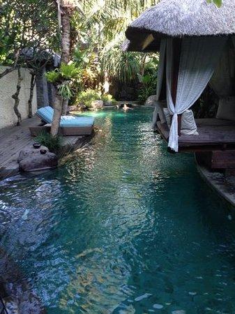 The Dipan Resort Petitenget: Main Pool