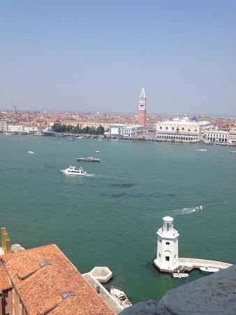 San Giorgio Maggiore : View from San Georgio Maggiore