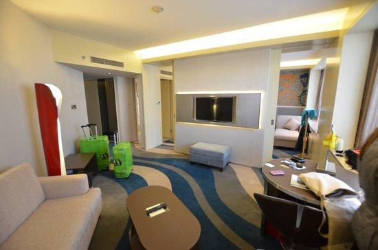 Sofitel Shanghai Hyland : Room