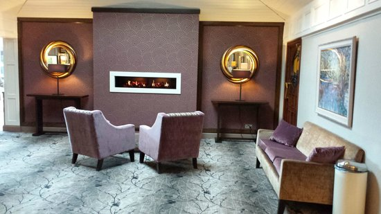 Dingle Skellig Hotel: Sitting room