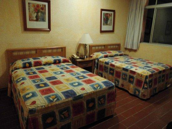 Hotel Calli: Кровати