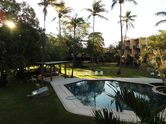 Hotel Calli: Внутренний двор